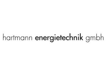 Logo Firma hartmann energietechnik gmbh in Oberndorf